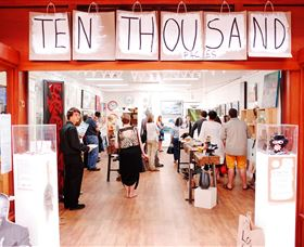 Ten Thousand Paces Gallery - QLD Tourism