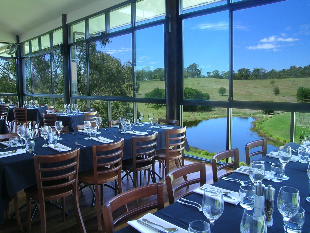 Ocean View Estates Winery and Restaurant - QLD Tourism