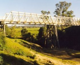 Vacy Bridge over Paterson River - QLD Tourism