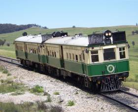 Paterson Rail Motor Society - QLD Tourism