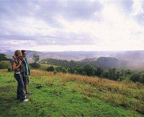 Mallanganee Lookout - QLD Tourism