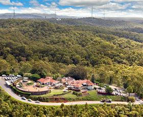 Brisbane Lookout Mount Coot-tha