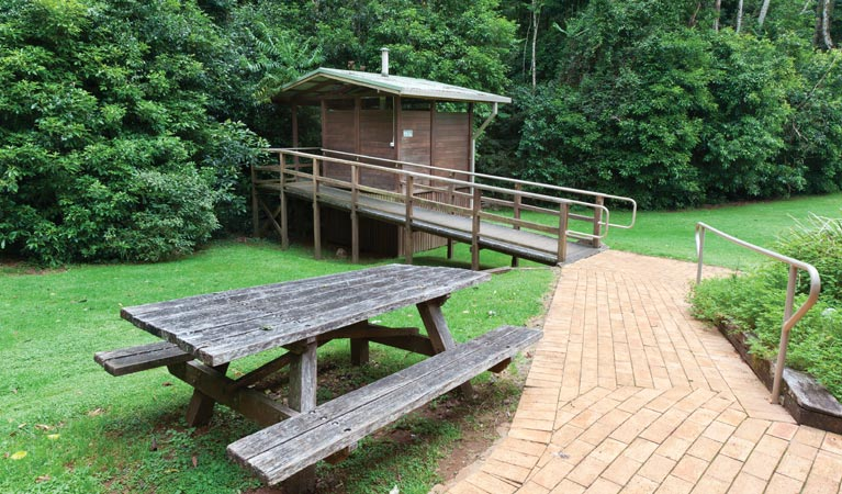 The Glade picnic area - QLD Tourism