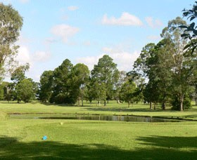Casino Golf Club - QLD Tourism
