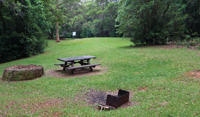Never Never picnic area - QLD Tourism