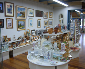 Ferry Park Gallery - QLD Tourism