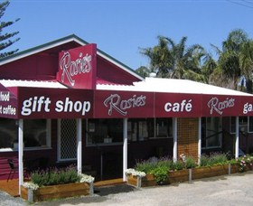 Rosies Cafe and Gallery - QLD Tourism