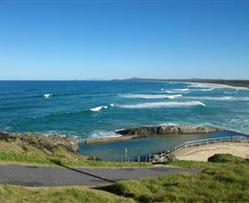 Sawtell Beach - QLD Tourism