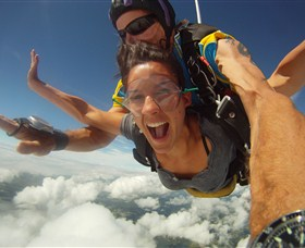 Gold Coast Skydive - QLD Tourism