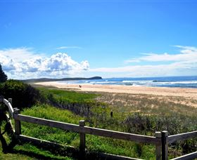 Grants Beach Coastal Walk - QLD Tourism