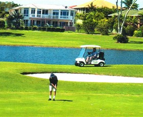 Emerald Downs Golf Course - QLD Tourism