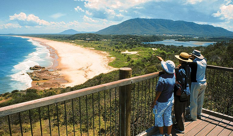 Charles Hamey lookout - QLD Tourism