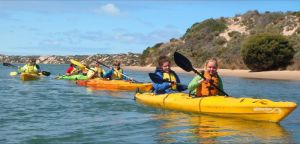 Canoe the Coorong - QLD Tourism