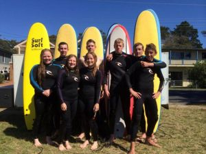 Broulee Surf School - QLD Tourism