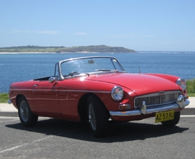 Vintage  Classic Car Hire - QLD Tourism