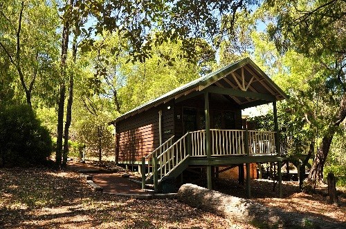 Riverglen Chalets - QLD Tourism