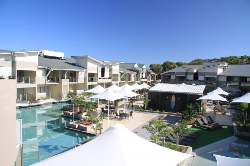 Lagoons 1770 Resort and Spa - QLD Tourism