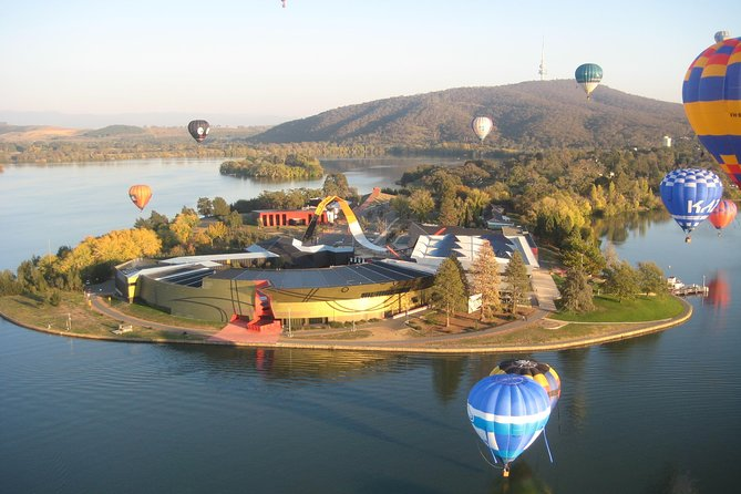 Canberra Hot Air Balloon Flight at Sunrise - QLD Tourism