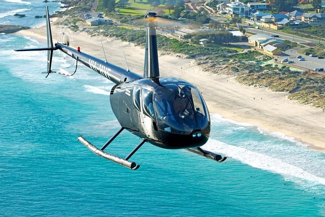 Perth Beaches Helicopter Tour from Hillarys Boat Harbour - QLD Tourism
