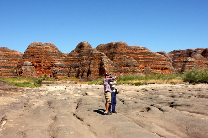 Bungle Bungle Flight Domes  Cathedral Gorge Guided Walk from Kununurra - QLD Tourism