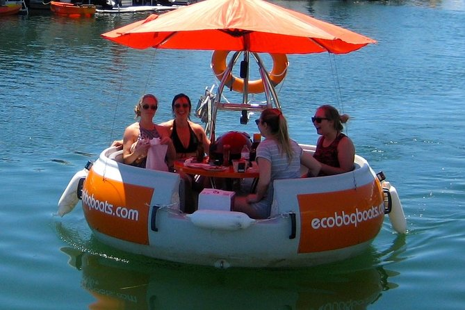 Self-Drive BBQ Boat Hire Mandurah - Group of 3 - 6 people - QLD Tourism