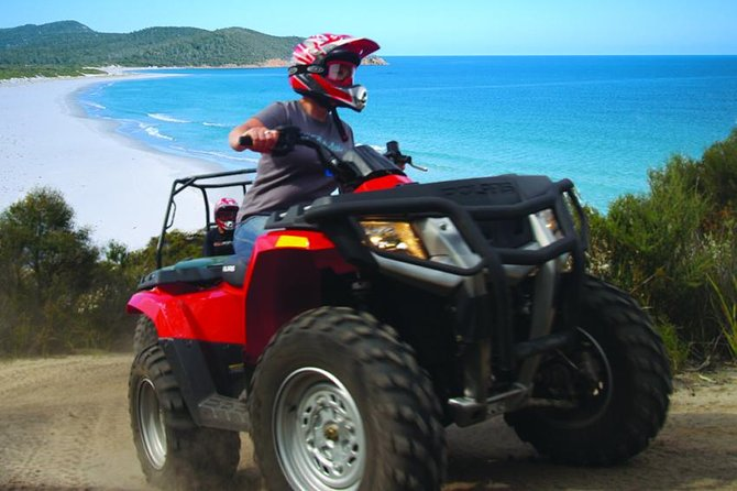 Half-Day Guided ATV Exploration Tour from Coles Bay - QLD Tourism