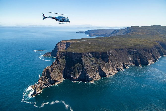 30-Minute Two Capes and Tasman Helicopter Flight from Port Arthur - QLD Tourism