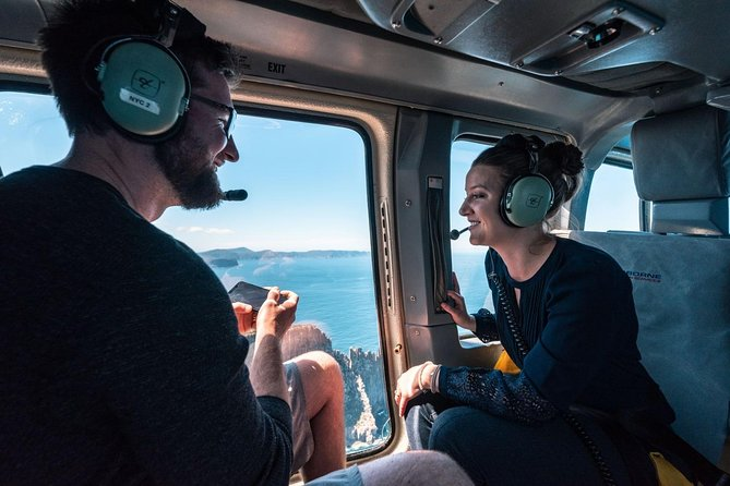 15-Minute Sea Cliffs and Convicts Helicopter Flight from Port Arthur - QLD Tourism