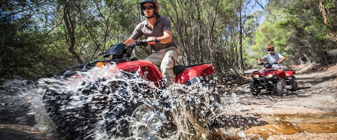 Quad Bike 2-Hour Adventure Freycinet National Park - QLD Tourism