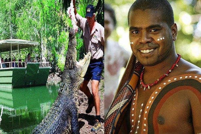 Hartley's Crocodile Adventures and Tjapukai Cultural Park Day Trip from Cairns - QLD Tourism