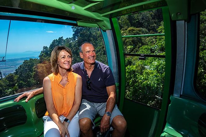 Skyrail Rainforest Cableway Day Trip from Palm Cove - QLD Tourism