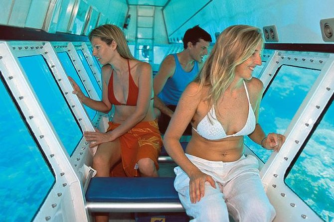 Quicksilver Outer Great Barrier Reef Snorkel Cruise from Palm Cove - QLD Tourism