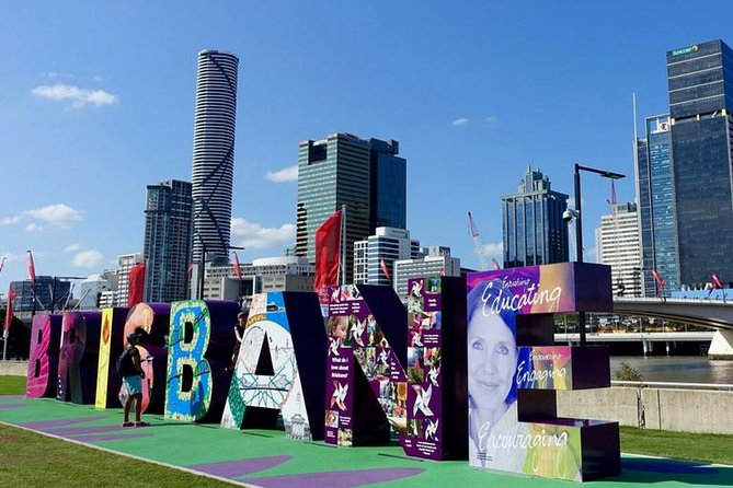 Brisbane City Highlights Full Day Adventure