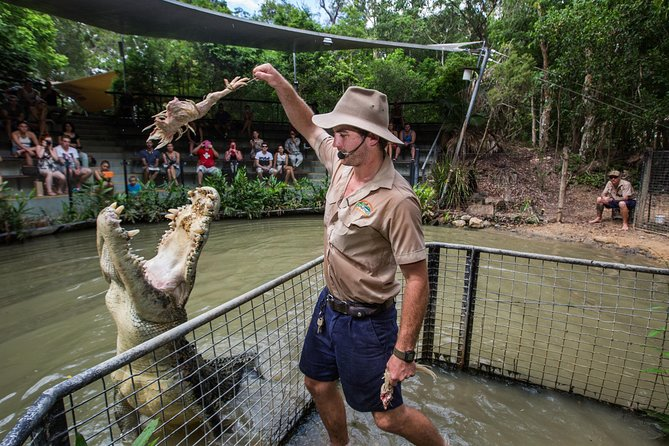 Hartley's Crocodile Adventures Day Trip from Cairns - QLD Tourism