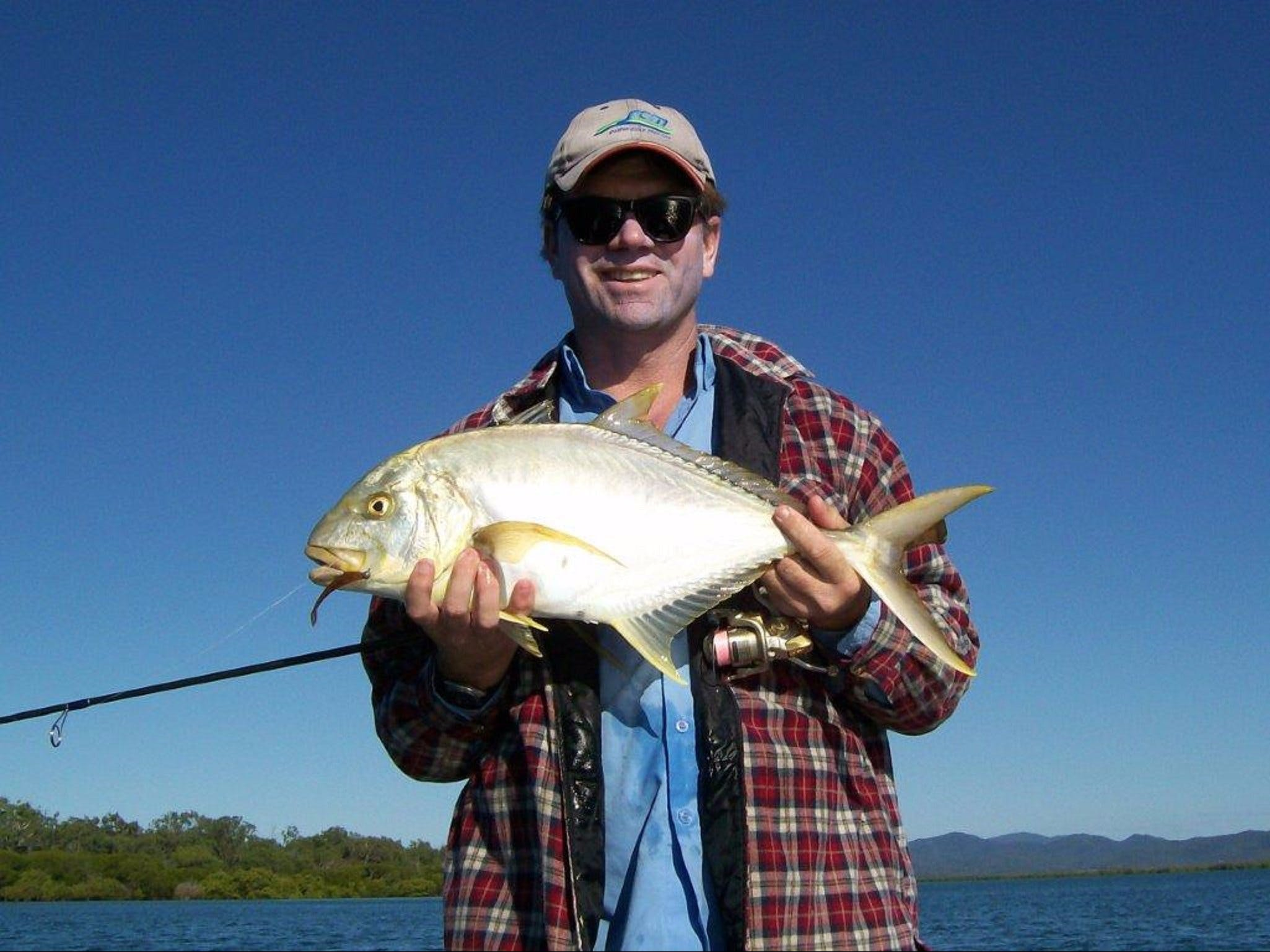 Barramundi to Trevally  A Seaforth Fishing Adventure - QLD Tourism