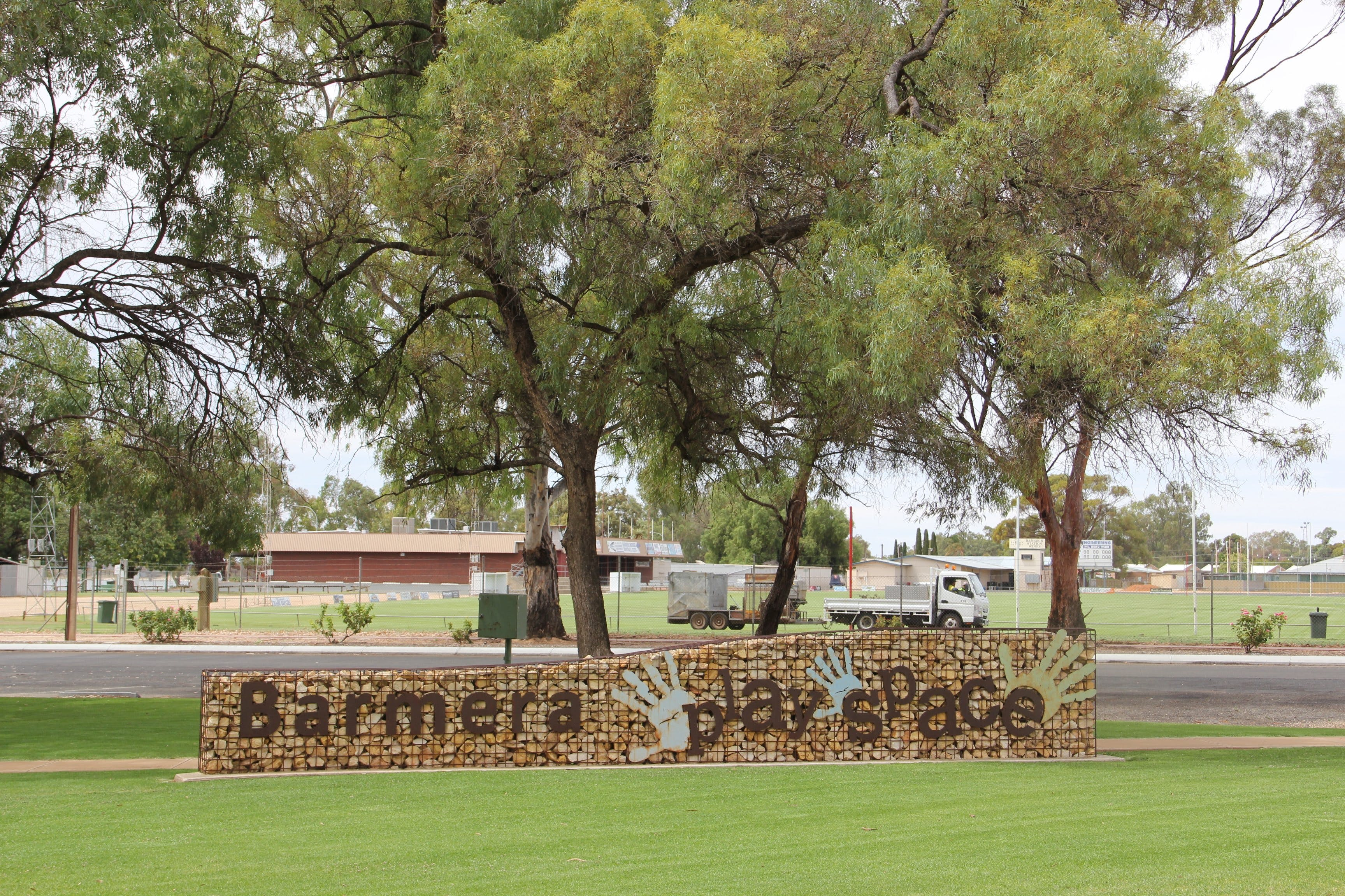 Barmera Playspace - QLD Tourism