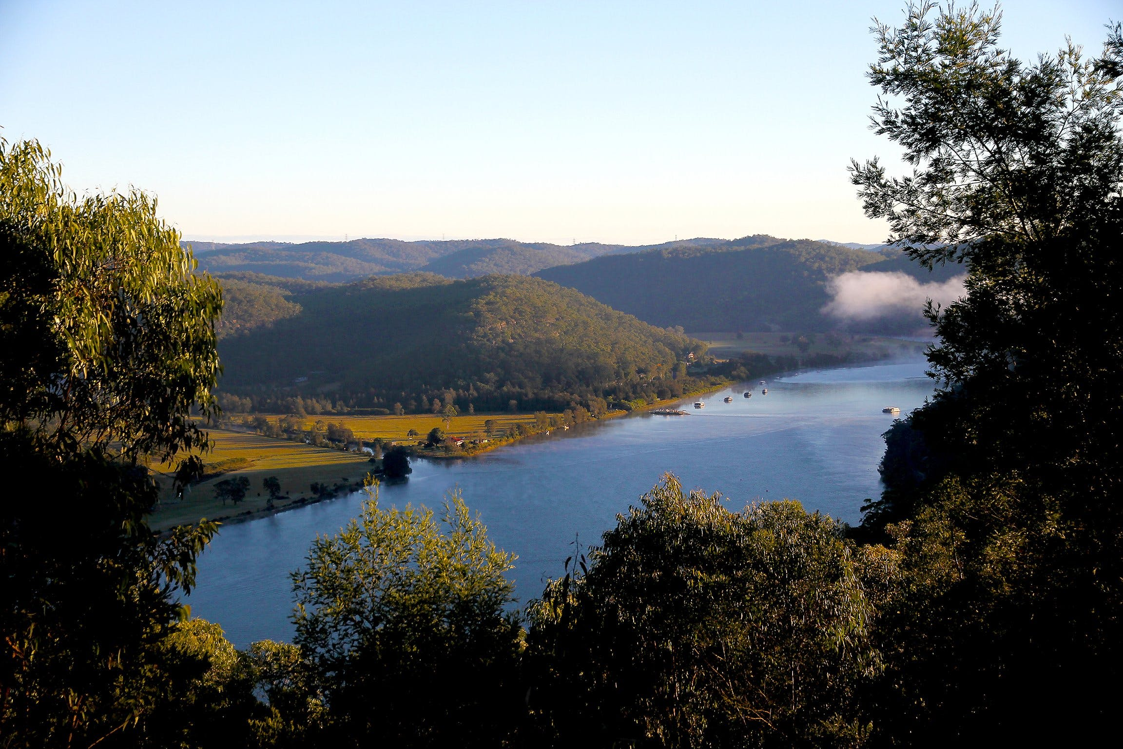 Hawkins Lookout - QLD Tourism