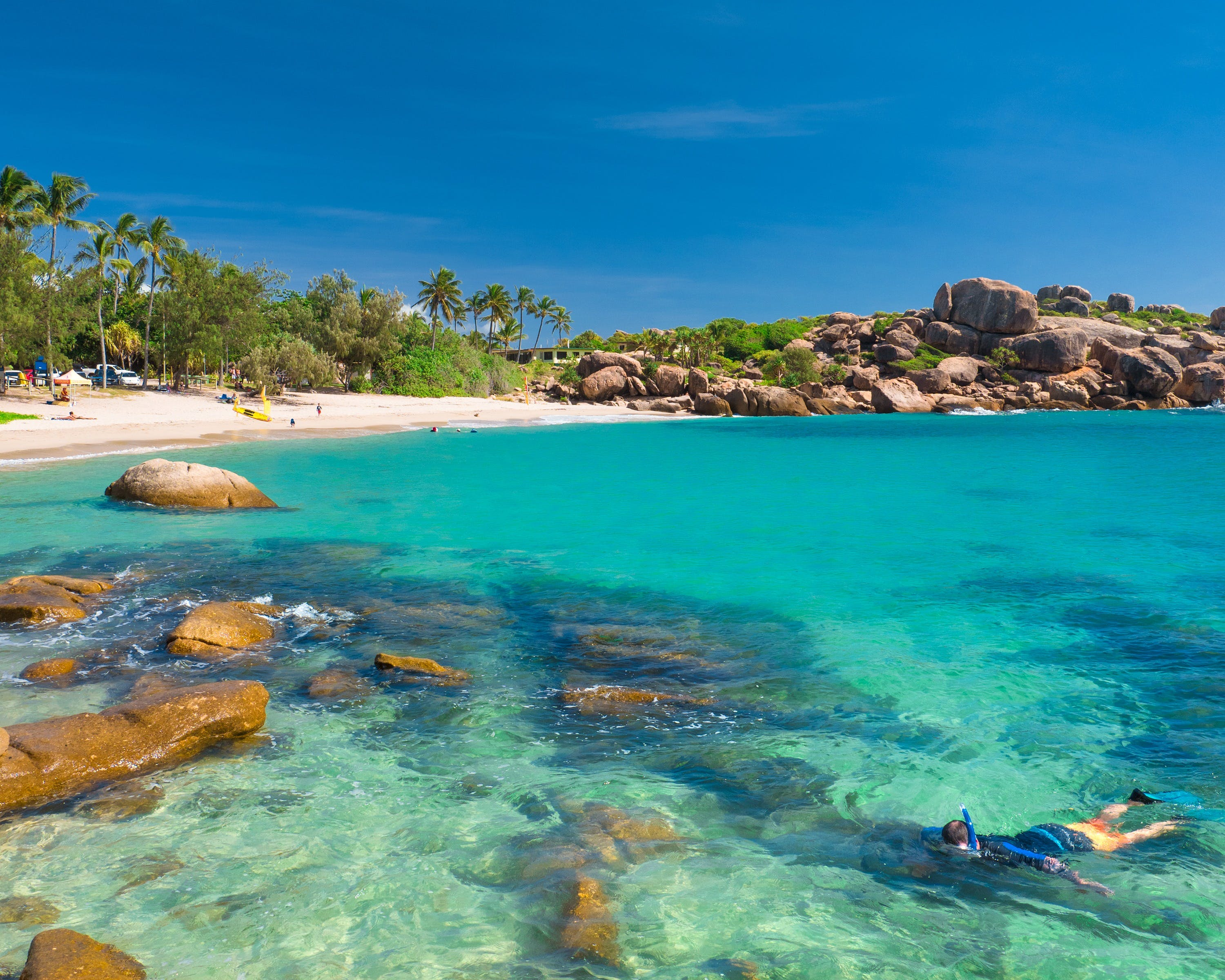 Horseshoe Bay - Bowen - QLD Tourism