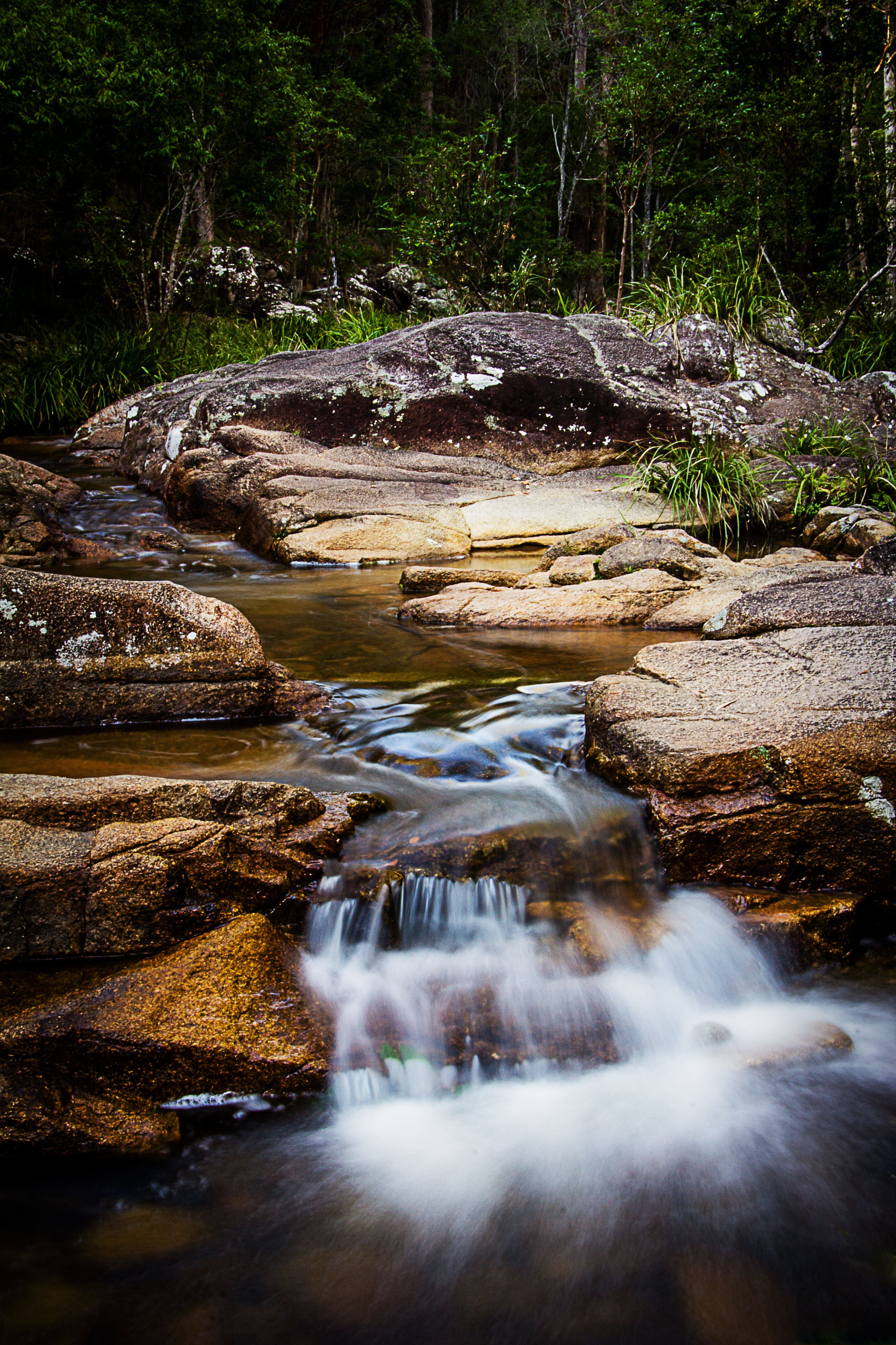 Mothar Mountain Rockpools - QLD Tourism