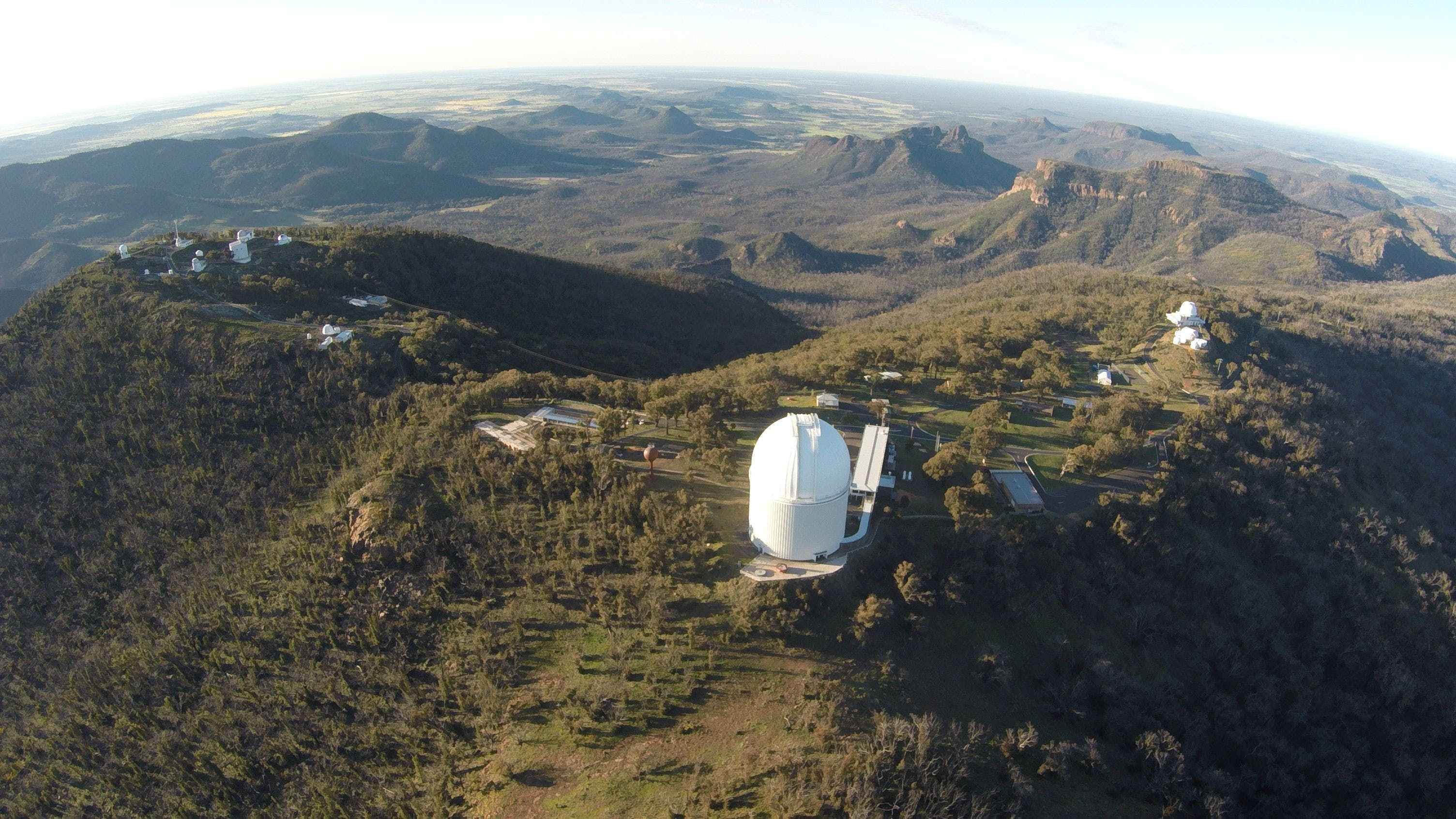 Siding Spring Observatory - QLD Tourism