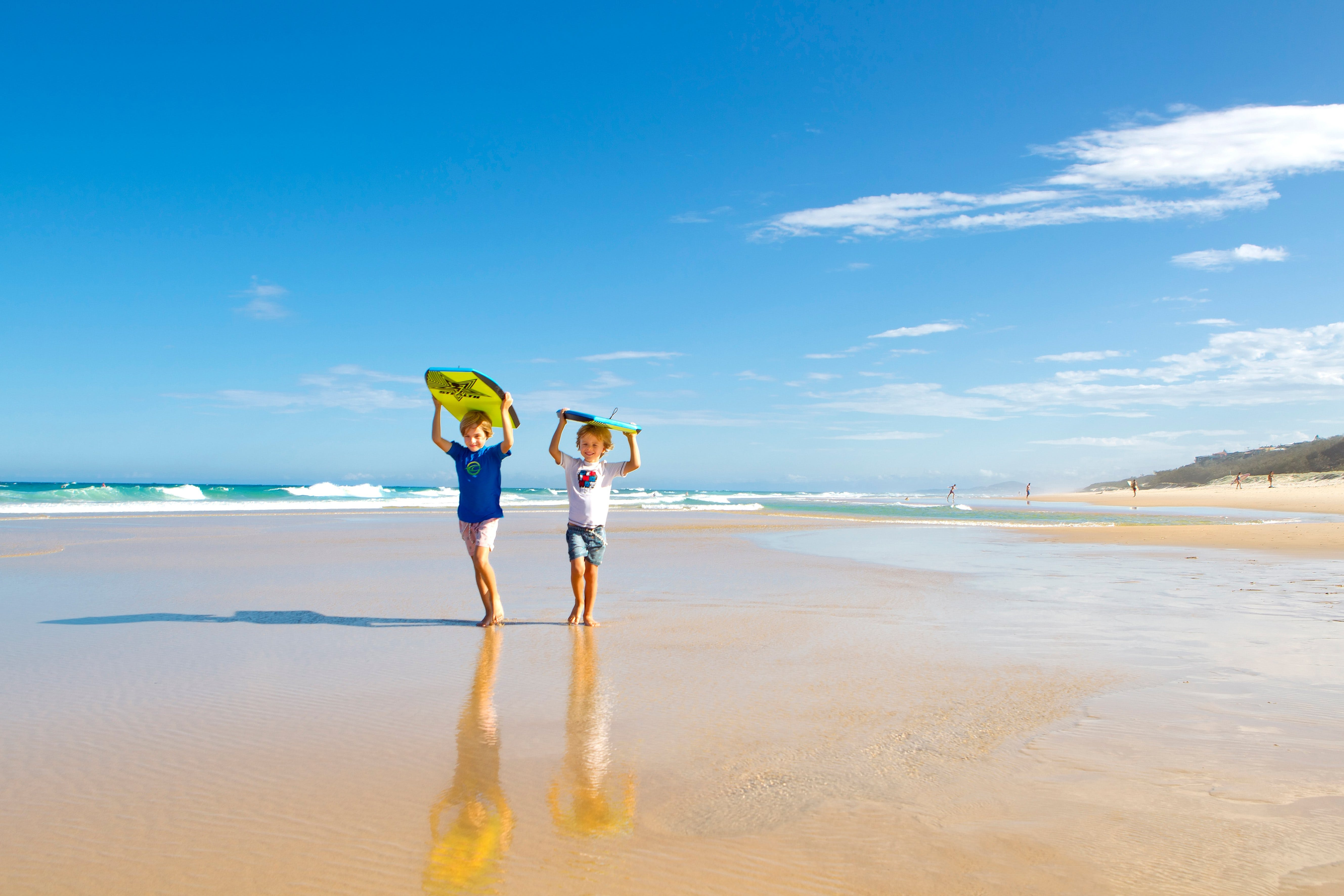 Sunshine Beach - QLD Tourism
