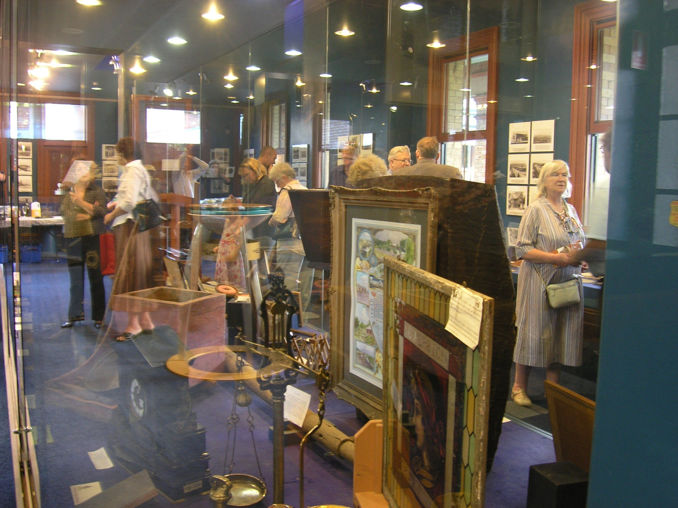 Bathurst District Historical Society Museum - QLD Tourism