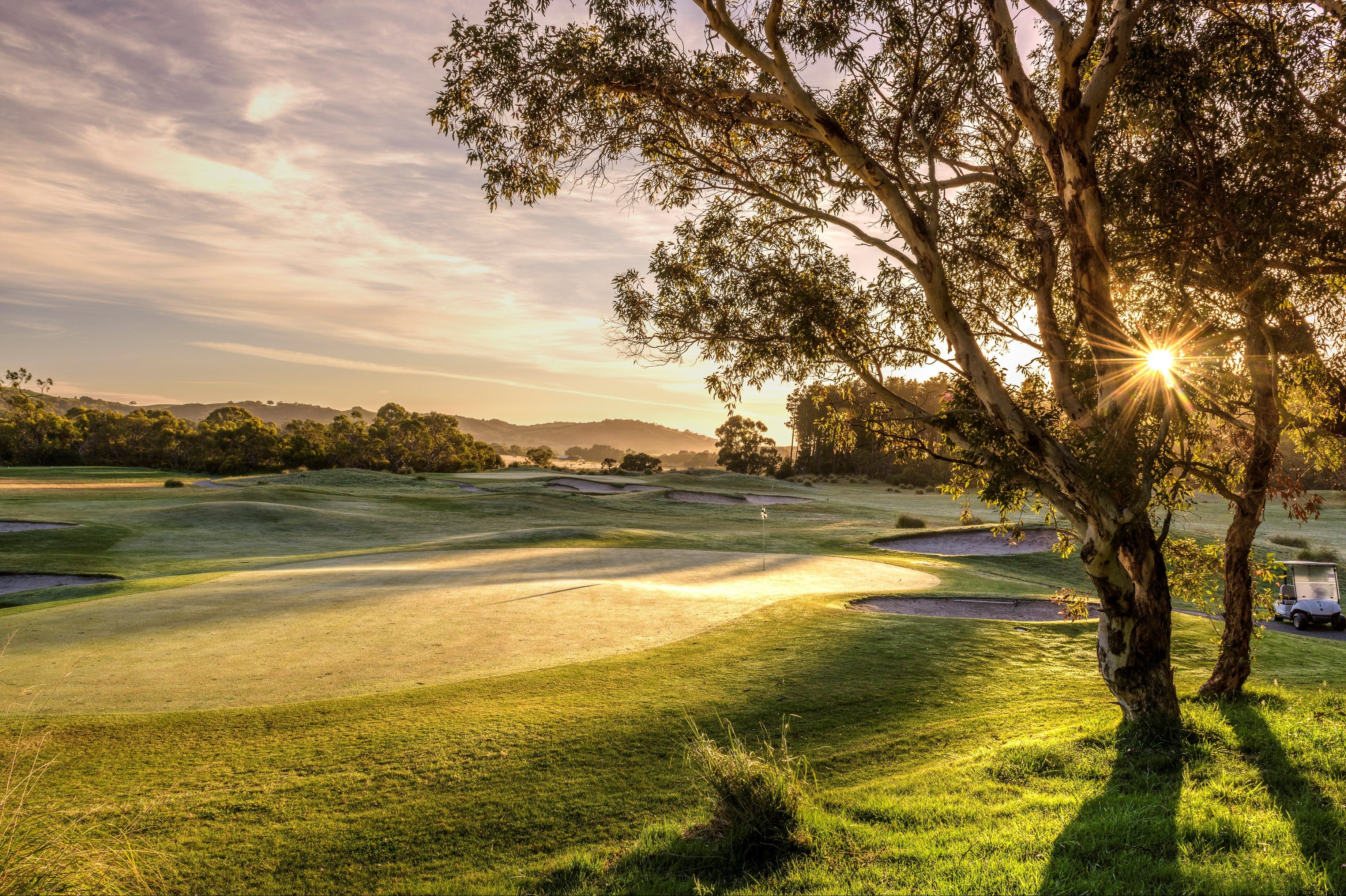 Mount Compass Golf Course - QLD Tourism