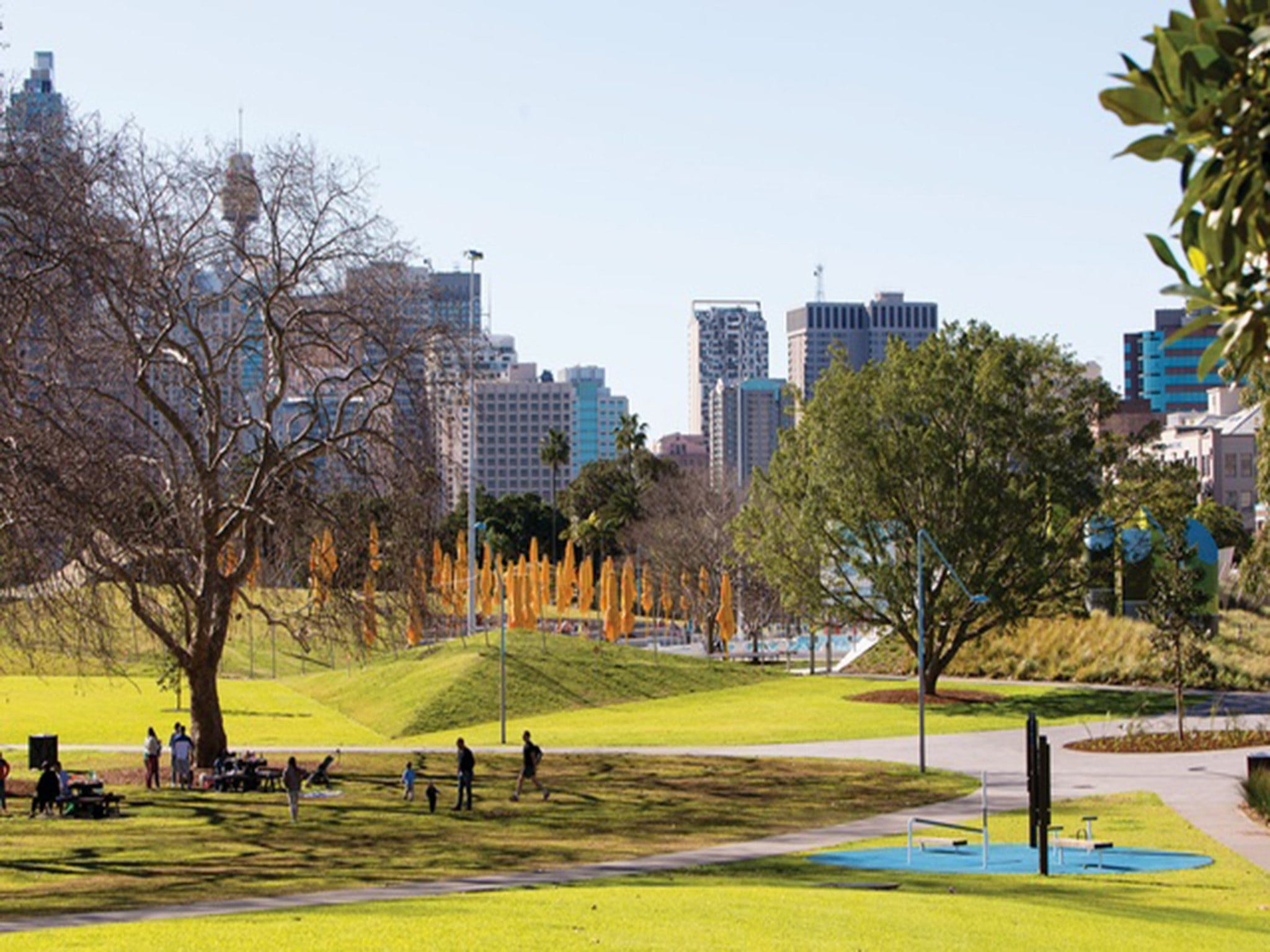Prince Alfred Park - QLD Tourism