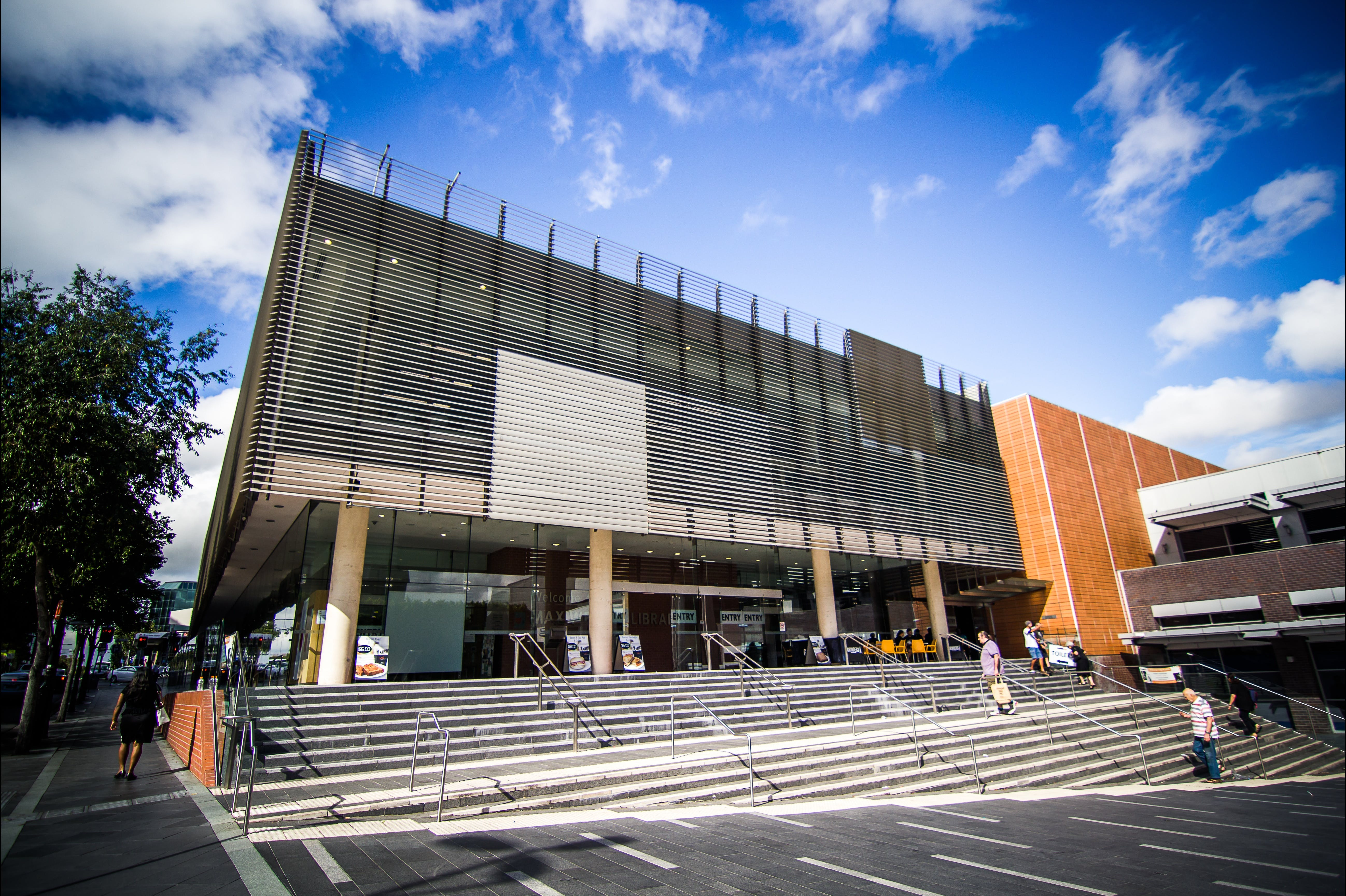 Blacktown City Libraries - QLD Tourism