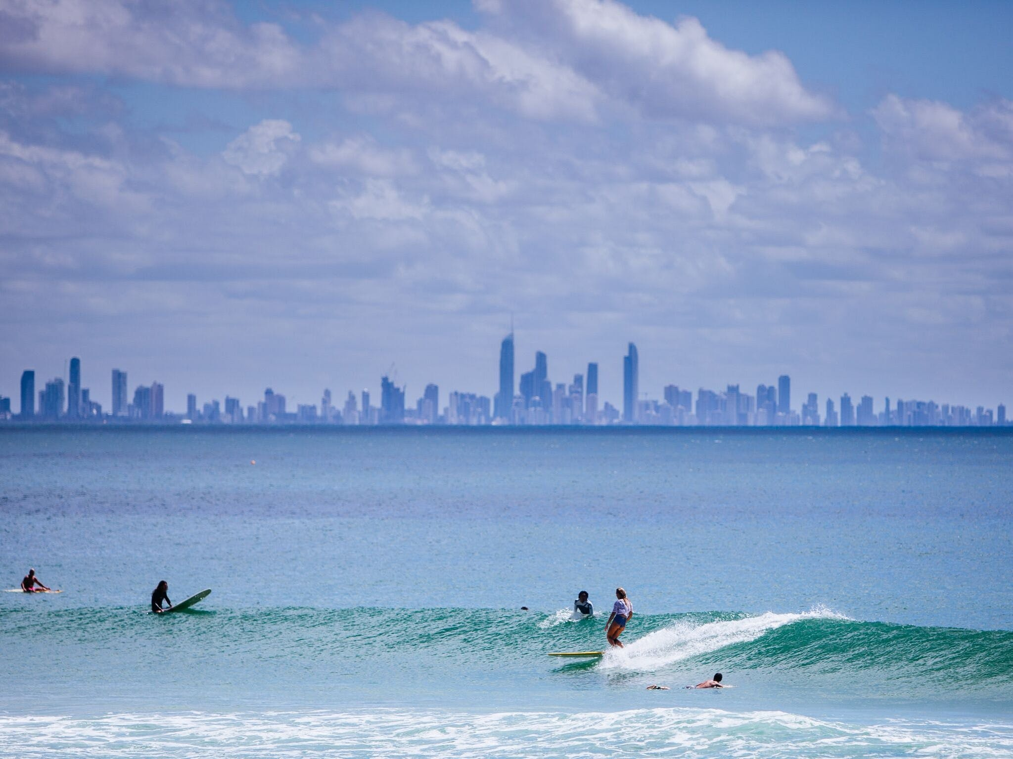 Kirra Point - QLD Tourism