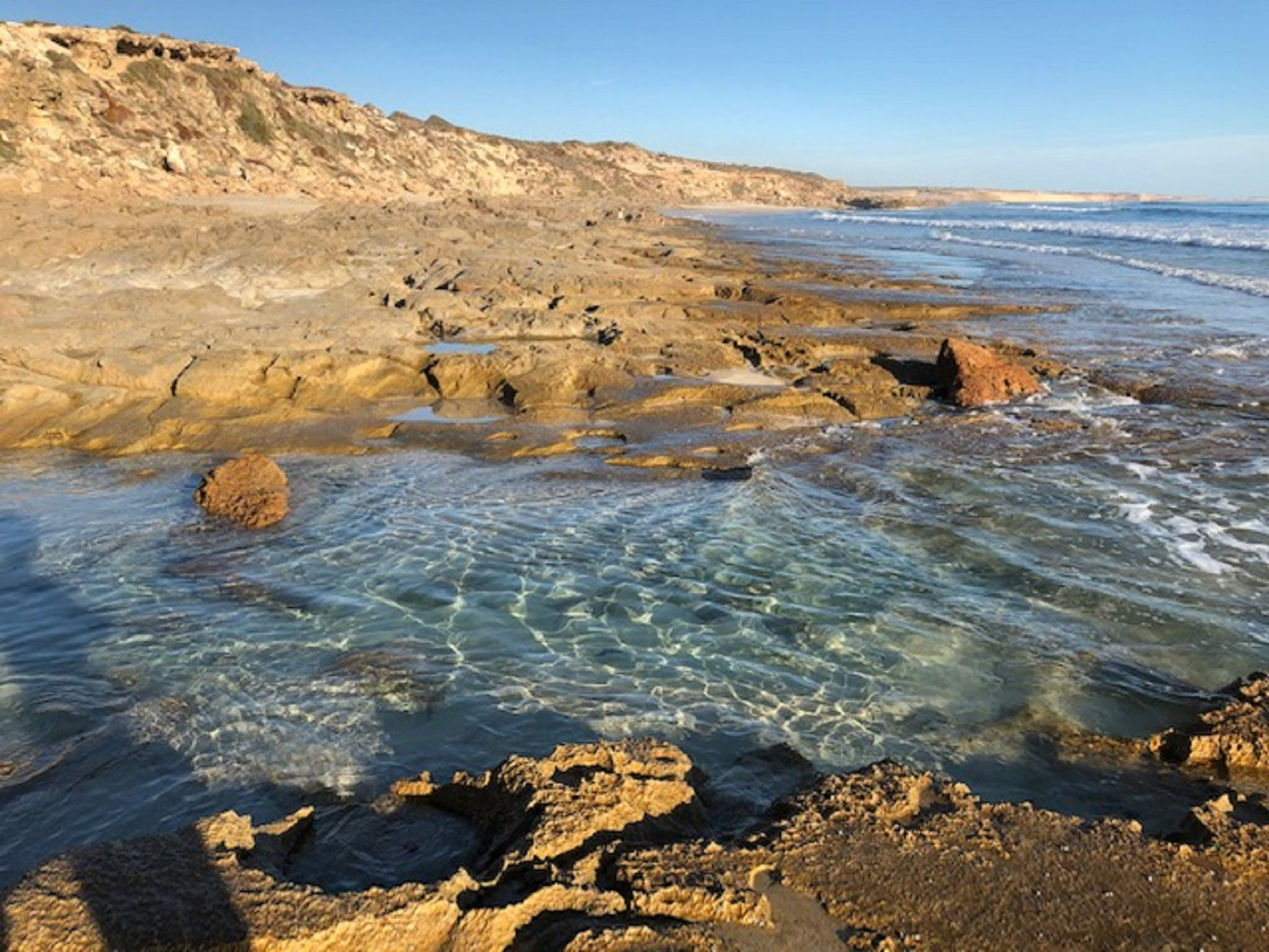 Streaky Bay - Back Beach - QLD Tourism