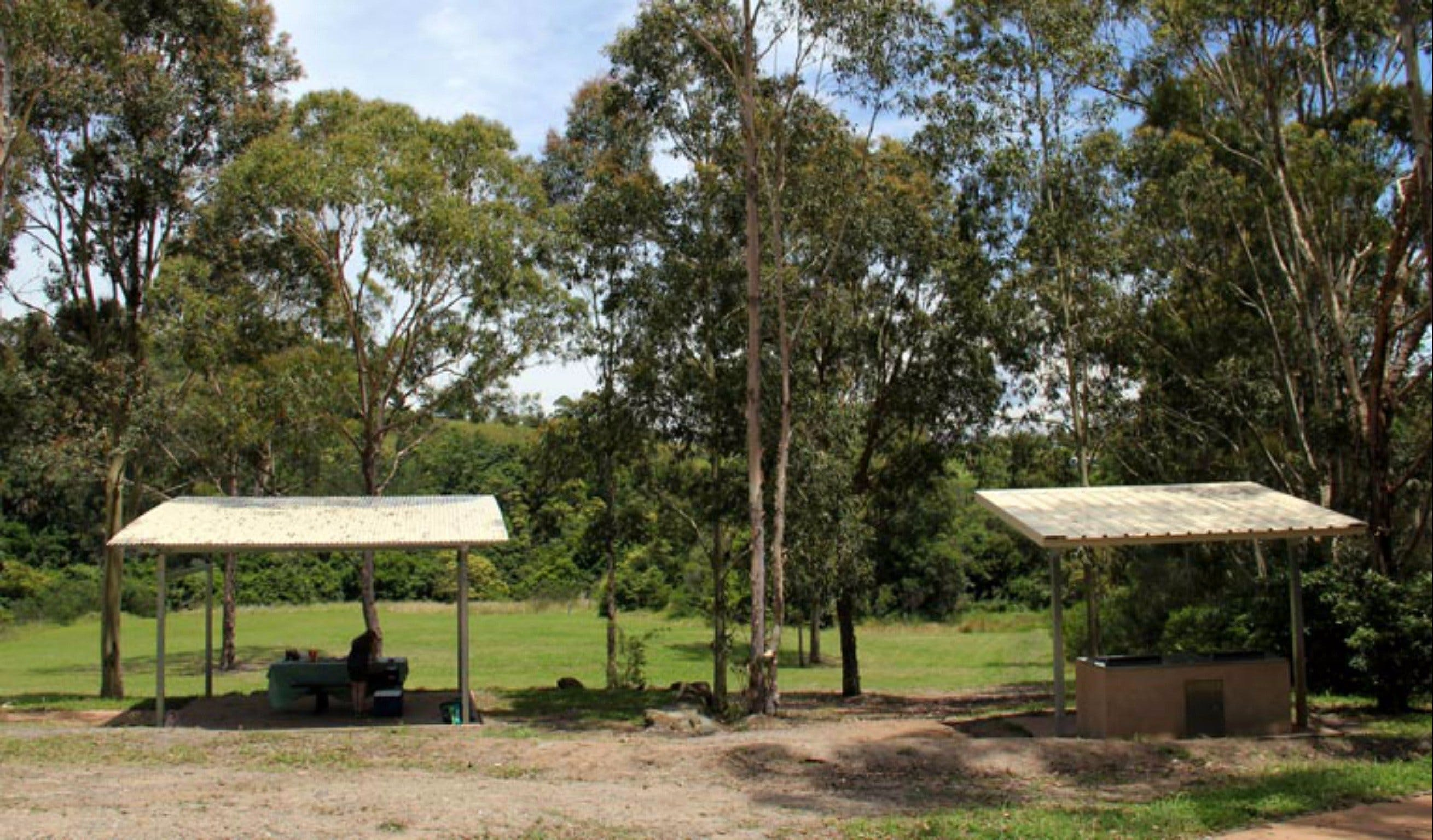 Back Creek picnic area - QLD Tourism