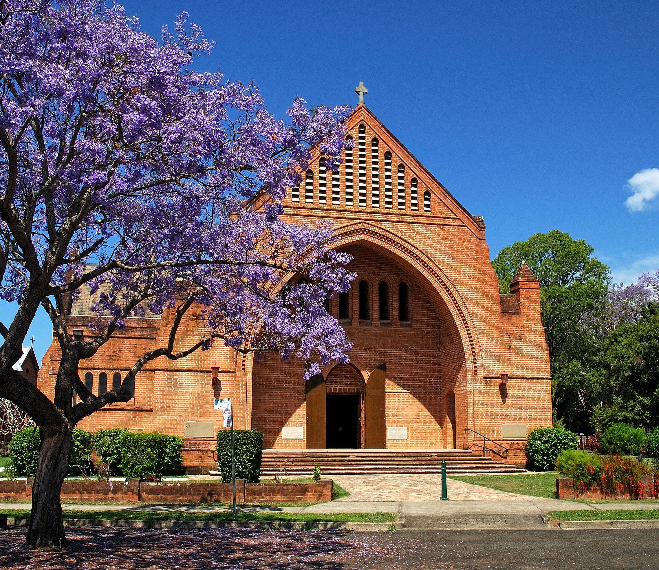 Christ Church Cathedral Grafton - QLD Tourism