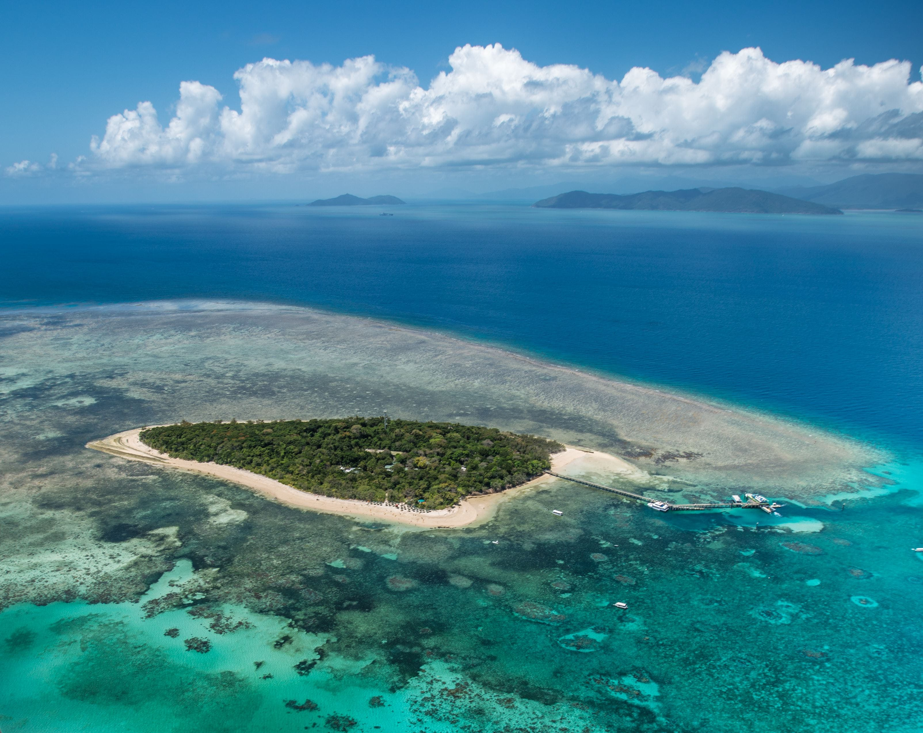 Green Island National Park - QLD Tourism